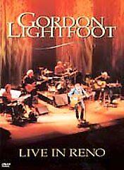 Gordon Lightfoot .. Gordon Lightfoot - Live in Reno
