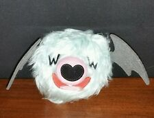 POKEMON Black & White Jakks 2011 WOOBAT Plush Figure Doll New With Tags
