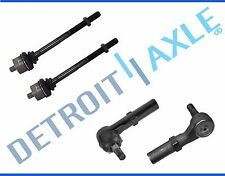 Inner & Outer Tie Rod Ends for 1997 1998 1999 Dodge Dakota aDurango 4WD