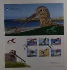 ALDERNEY RESIDENT BIRDS PART 4 PLUS FDC STAMPS LOT 269*