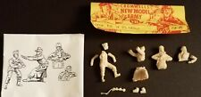 1/35 Cromwell Models Panzer IV tank SS crew late war resin figures (4) HTF