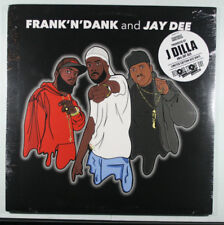 FRANK 'N' DANK AND JAY DEE EP New, Sealed Record Store Day Red Vinyl/J DILLA/RSD