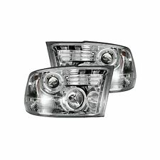 RECON 264270CLCC Dodge RAM 1500 09-13 AND 2500/3500 10-14 Clear-Chrome