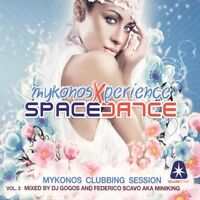 Various - Space Dance Mykonos Experience (2010)  2CD  NEW  SPEEDYPOST