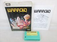 MSX WARROID WAR ROID Import Japan Video Game 0250 msx
