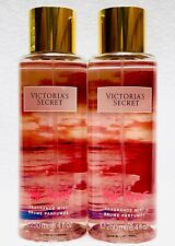 2 Victoria's Secret PINK SUNSET Fragrance Mist Body Spray Perfume Women