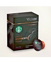 Starbucks Verismo Espresso Roast Espresso Single  Pods 96 count Free Shipping