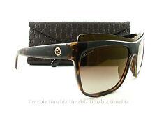New Gucci Sunglasses GG 3782/S Dark Havana LSD7B Authentic Made in Italy