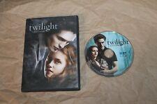 USED Twilight DVD Free Shipping!!