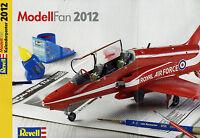 Kalenderposter Revell Modellfan 2012 Poster Flugzeug BAe Hawk T1 Red Arrows