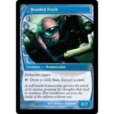Bonded Fetch x4 Future Sight MtG NM pack-fresh