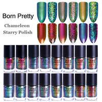 9ml Chameleon Starry Nail Polish Sunset Glow Varnish Manicure DIY Born Pretty