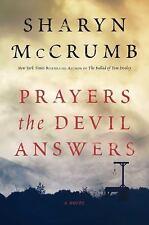 PRAYERS DEVIL ANSWERS: A NOVEL By Sharyn Mccrumb - BRAND NEW SIGNED