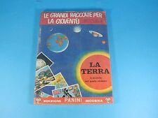 ALBUM PANINI SIGILLATO SEALED + SET LA TERRA RACCOLTE GIOVENTU' 1966 [ARM10-028]