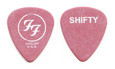 Foo Fighters Chris Shiflett Shifty Red Guitar Pick - 2004 One By One Tour
