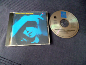 CD Marianne Faithfull - Broken English Working Class Hero Ballad Of Lucy Jordan