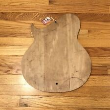 Gretsch Family Archive Chet Atkins Super Axe Archtop Guitar Body Pattern w/ COA