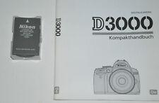 Original OTB cámara digital batería para Nikon d:3000//3200//3300//3400//5100