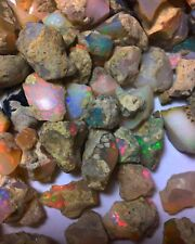 5-15 Carat Sizes Wholesale Ethiopian Welo Opal 50 Carat Lot