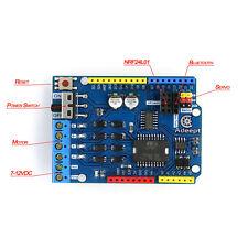Adeept L298P Motor Drive Shield for Arduino UNO R3