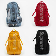 Supreme SS20 Backpack Bag box camp cap tee logo duffle shoulder waist