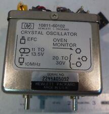 HP 10811-60102 (HP 10811E) Crystal Oscillator 10.000000 MHz
