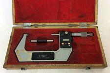 NSK Digitrix II External Digital Micrometer | 75-100mm Range | 75mm Setting Bar