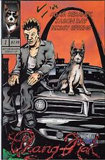 Phang and Mak (2003) #1 NM and #2 NM  The story of a boy vampire and his dog.
