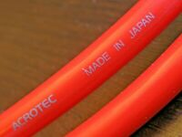 ACROTEC 6N   A2050 1m Hi End  FEW Days OFFER  Pair Interconnect  Cable Japan