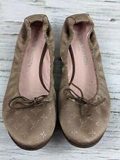 Louis Vuitton Ballerina Elastic Heel Flats Size 5