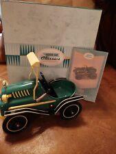 Hallmark Kiddie Car Classics Pedal Car 1964 Garton Tin Lizzie Qhg9023 Nib