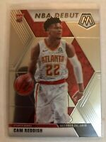 Cam Reddish 2019-20 Mosaic NBA DEBUT ROOKIE RC #271 Atlanta Hawks