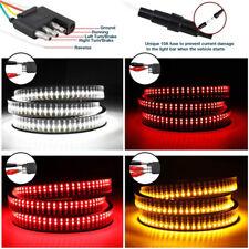 """60"""" LED Car Stripe 432-SMD LED Leiste Pickup Truck Rücklichtleiste Blinker Lampe"""