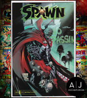 Spawn #129 NM+ 9.6 (Image)