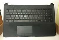 Genuine HP 255 G2 15.6' Palmrest Top Cover W/ Touchpad US Keyboard 1A32H8100600