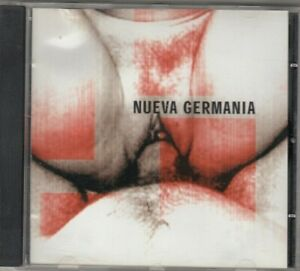 NUEVA GERMANIA - pure vaginal music for masses l.p. CD