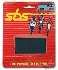 Zodiac SBS Anti-Vibration Break Pad Shims 9500-4 Pieces - BC15926  T