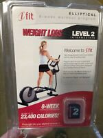 NEW/SEALED iFit Wellness Level 2 INTERMEDIATE 8 Week Treadmill Workout Program