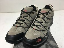 North Face Mens Storm III Mid WP Boots Dune Beige/Arabian Spice Size 12