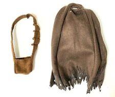 """PB-MANDO-C+GG-B: 1/12 cloth cape & carrying bag for 6"""" Black Series Mandalorian"""