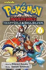 Pokemon Adventures Heart Gold Soul Silver: 1 by Hidenori Kusaka (Paperback,...