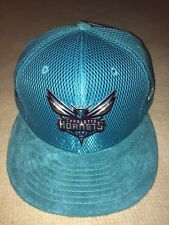 Hornets NBA On-court Collection Snapback