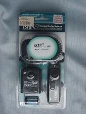 Nikon D70s, D80 - Wireless Shutter Release RFN3 (SM-701) by S.M DEVELOPMENT CO.