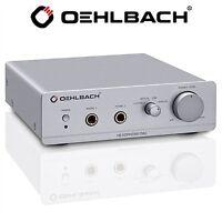 OEHLBACH 13901 XXL DAC Ultra Kopfhörerverstärker headphone amplifier  inkl. D/A