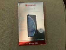 Zagg Invisible Shield Glass+Scratch 3X Shatter Protection For iPhone X/Xs New
