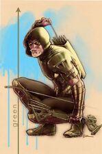 Green Arrow #45 (Andrews Variant)