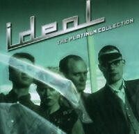"""IDEAL """"THE PLATINUM COLLECTION"""" CD NEUWARE"""