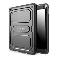 Apple iPad Back Case Cover w/ Screen Protector Shockproof Defender Bumper