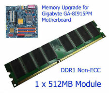 DDR1 SDRAM de ordenador con memoria interna de 512MB