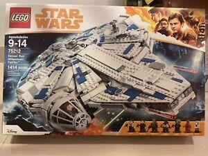 LEGO 75212 Star Wars Kessel Run Millennium Falcon set (US-New/Sealed